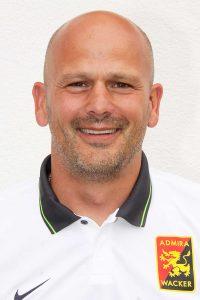 Walter Franta Torwarttrainer