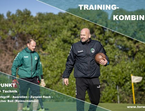 TRAINING-KOMBINIERT Technik + Technik